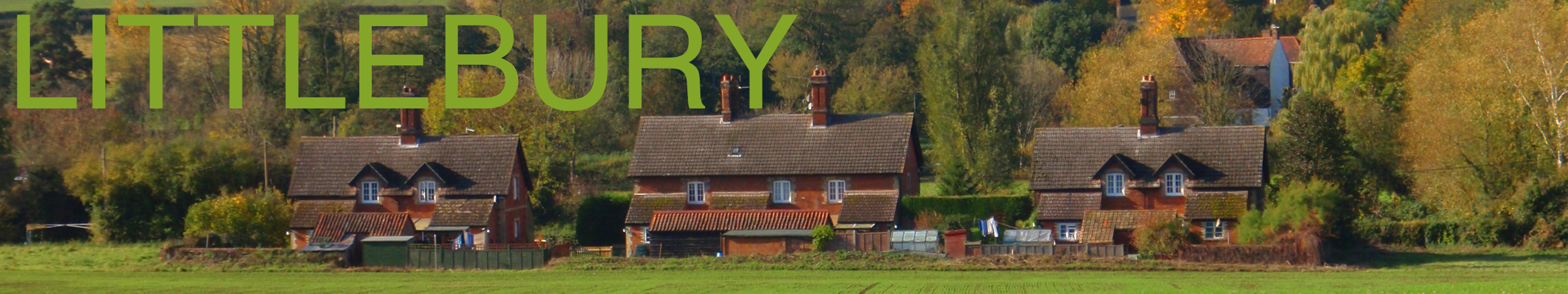 Littlebury Website Banner - March
